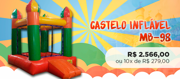 castelo infla